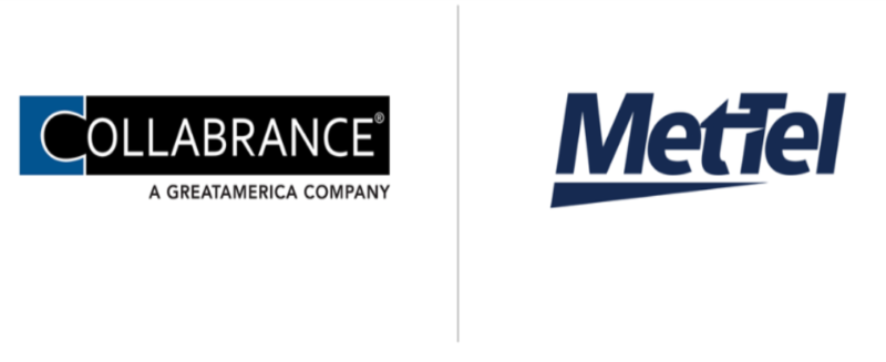 Collabrance and MetTel logos