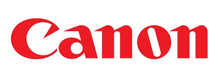 red canon logo